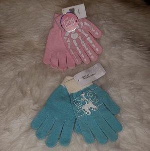 NWT Girl's Gloves